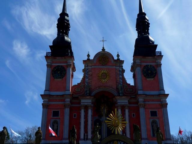 Dariusz Domagała Sanktuarium Maryjne W świętej Lipce